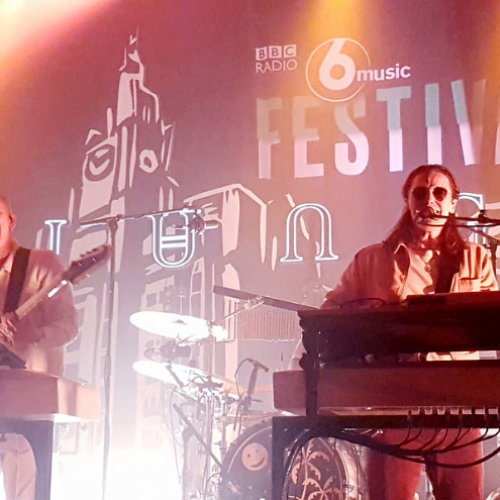konzert #26: jungle, chali 2na and krafty kuts, the cinematic orchestra, hot chip @ bbc 6 music festival im eventim olympia in liverpool | 31.03.2019