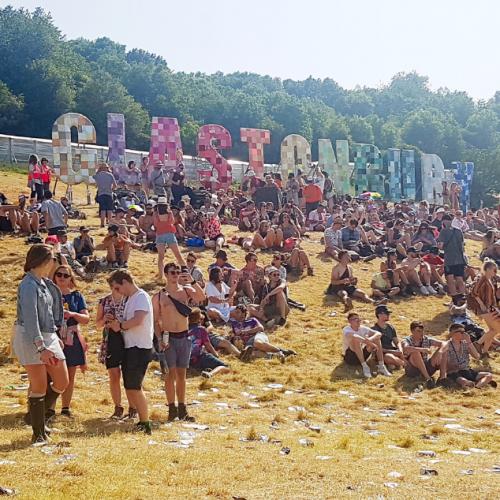 konzert #50: swimming girls, ferris & sylvester, johnny lloyd, frank turner, jon hopkins @ glastonbury festival in england | 27.06.2019