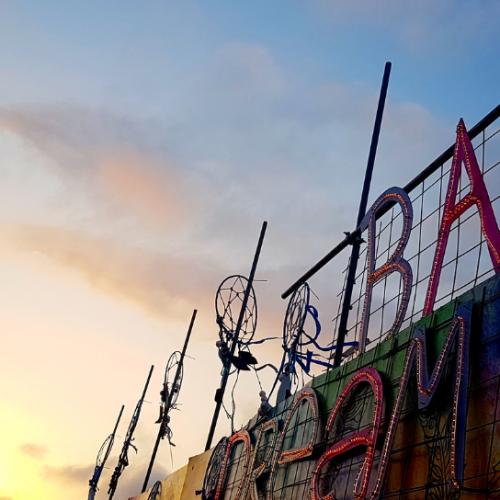 konzert #51: the vaccines, pip blom, mø, tom odell, the wombats, pond, haelos, sunflower bean, let's eat grandma, jorja smith, tame impala, cat power @ glastonbury festival in england | 28.06.2019