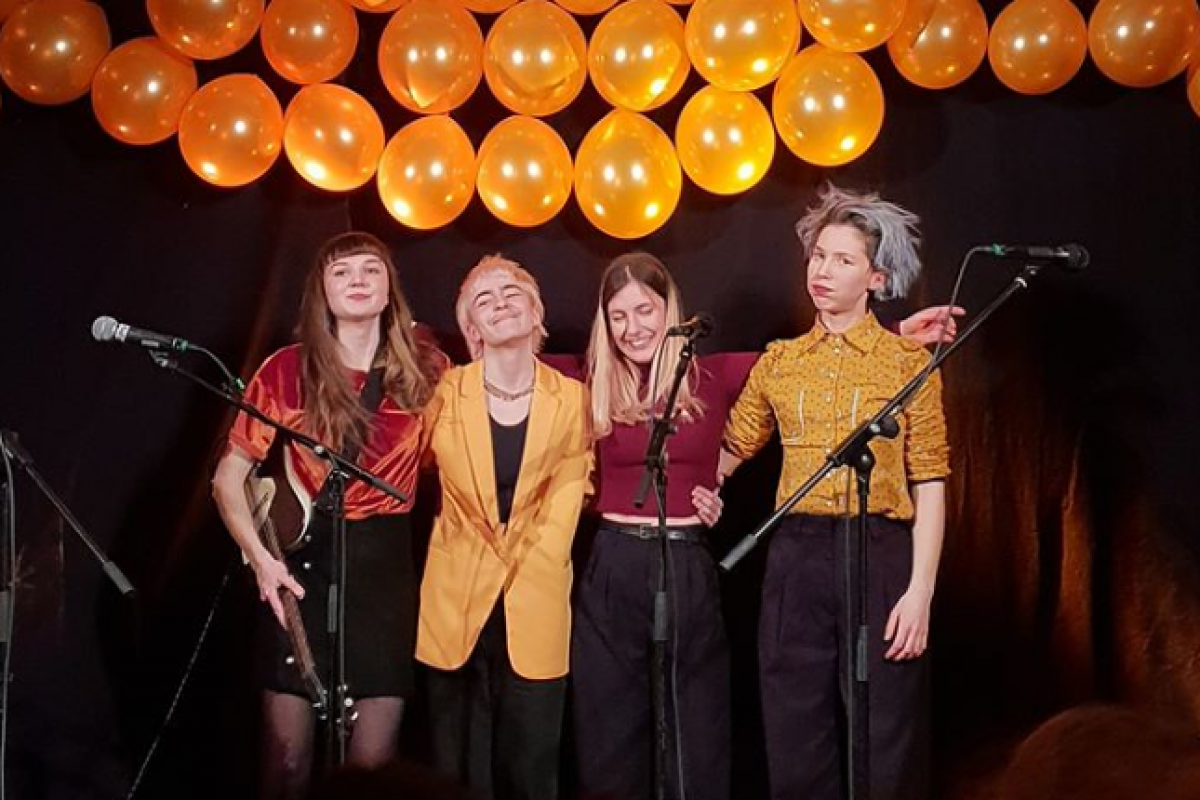 konzert #13: my ugly clementine @ the nest | 27.02.2020