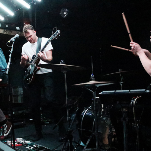 konzert #10: we are the city @ b72 | 20.02.2020